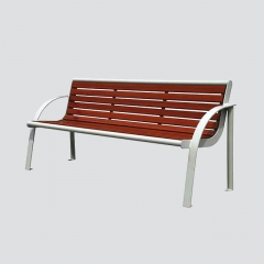 FW17 wood bench for public