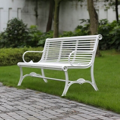 FS25 Arlau outdoor metal leisure bench