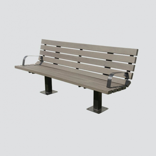 FW27 outdoor street public bench