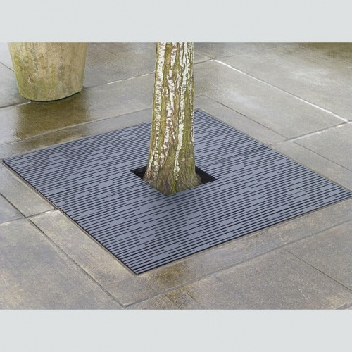 TG16 gutterway steel grate cover hot dip galvanized drainage grid tree cover grating