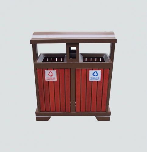BW15 Arlau outdoor trash bin