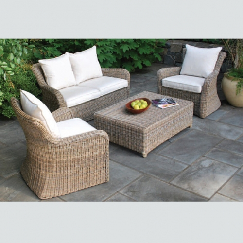 RT-23 hotel project patio deck out door sofa sets rattan /outdoor furniture sets(accept customized)
