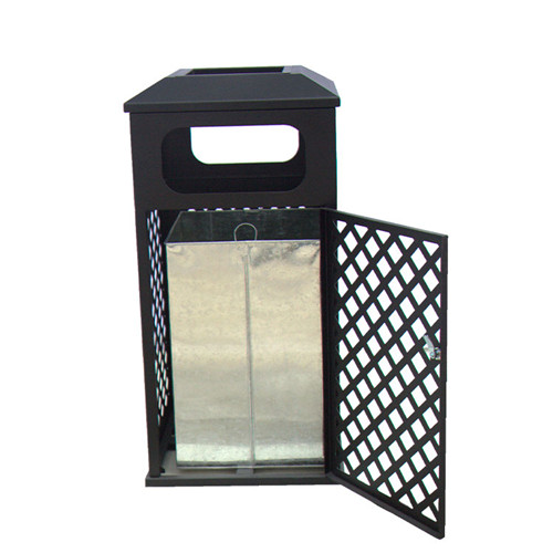 Garden Custom Made Metal Dust bin