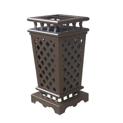 BS50 Dustbin manufacturer metal trash bin