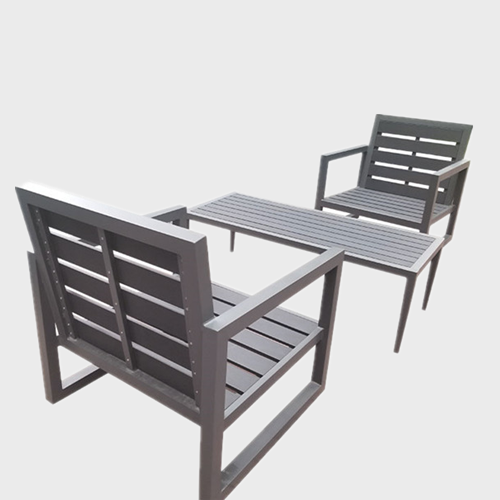 TB39 Outdoor park wood picnic tables