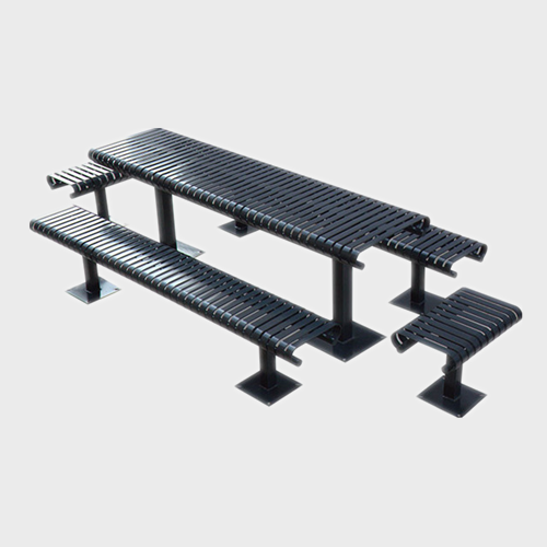 TB43 steel table sets