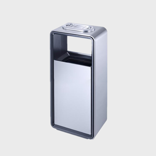 BS121 China Factory Manufacture Hotel Use Stainless Steel Rubbish Bin